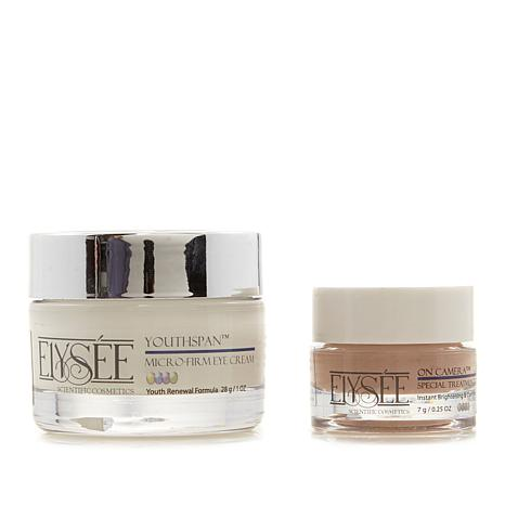 Elysée Micro-Firm Eye Cream & Soft Lens™ Concealer
