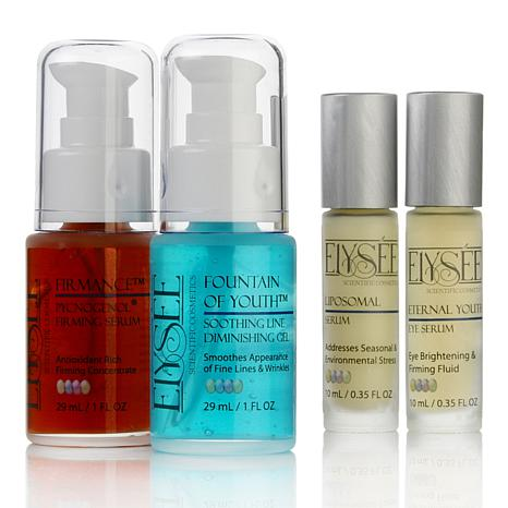 Elysee Youthful Transformation 4pc Serum Collection AS