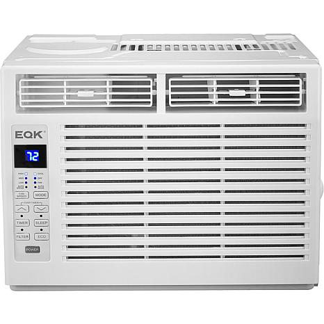 Emerson 6,000 BTU Window Air Conditioner with Remote Control