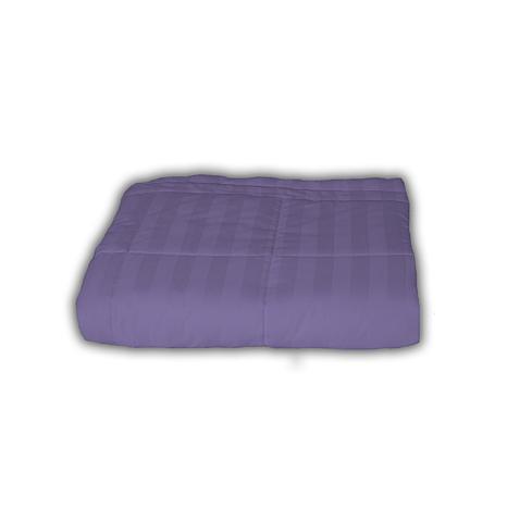 Epoch Lofted Cotton-Filled Blanket - Twin