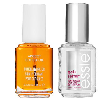 Essie Nourish and Protect Duo