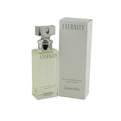 Eternity By Calvin Klein Eau De Parfum Spray 34 Oz For Women