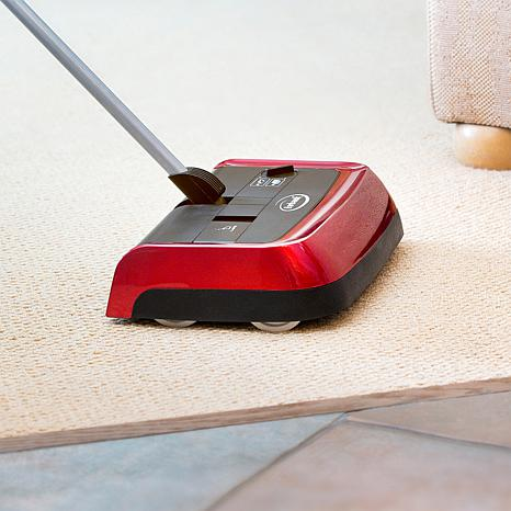 Bis Biggreen Commercial Rechargeable Battery Carpet And Hard Surface Floor Sweeper
