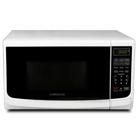 Farberware Classic 0.7 Cu. Ft 700-Watt Microwave Oven - White
