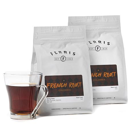 Ferris Company Ground French Roast  Coffee 2pk AS