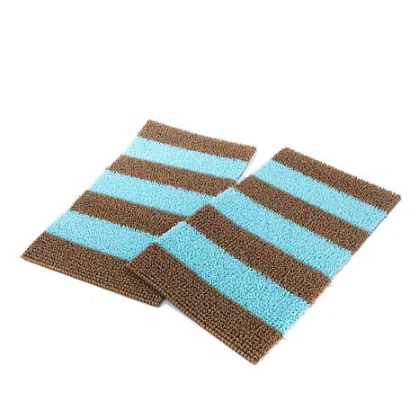 FieldSmith AstroTurf® Scraper Door Mat Set of 2