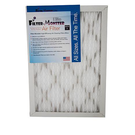 "Filter-Monster 20"" x 30"" HVAC Elite Air Filter 4-pack"