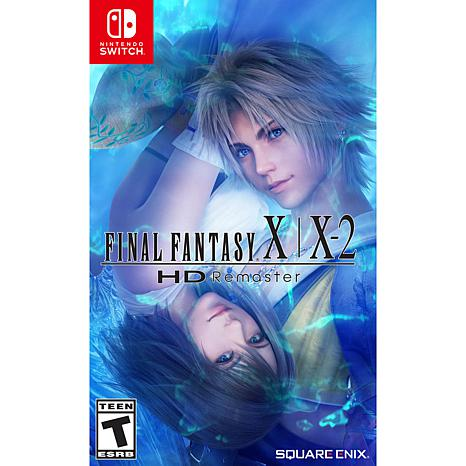 Final Fantasy X|X-2 HD Remaster for Nintendo Switch