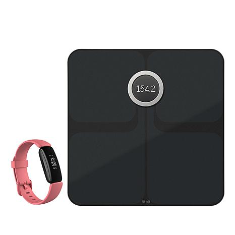 FitBit Inspire 2 with Aria Scale Bundle