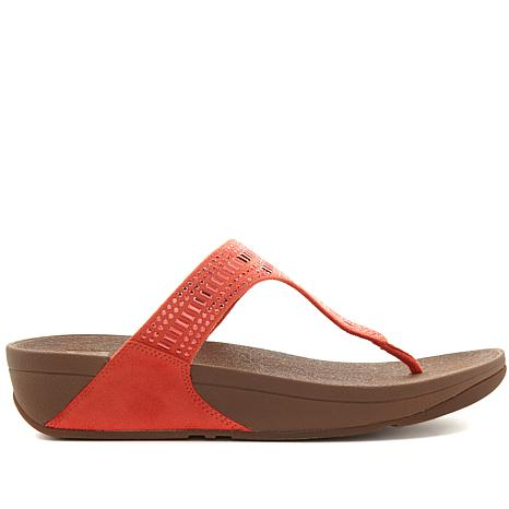 8b543a203 FitFlop Incastone Toe Post Sandal - 8627213