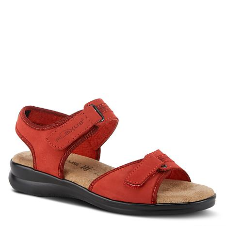 Flexus by Spring Step Danila Ankle Strap Sandal