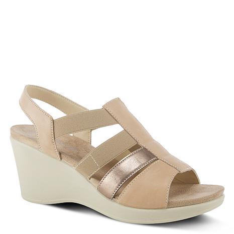 Flexus Monnie Wedge Sandals