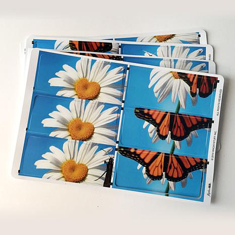 """FlipBooKit """"Butterfly"""" Pre-Printed Animated Cards"""