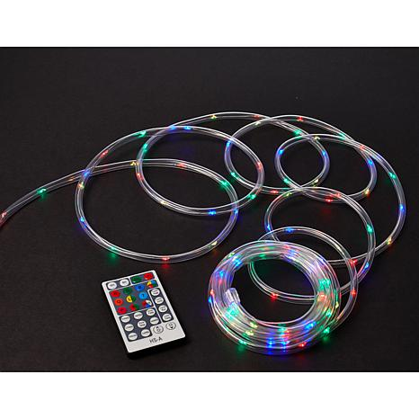 Flipo Battery Operated Color Changing Rope Light