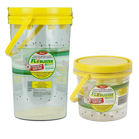 Flybuster® Outdoor Non-Toxic Fly & Pest Traps