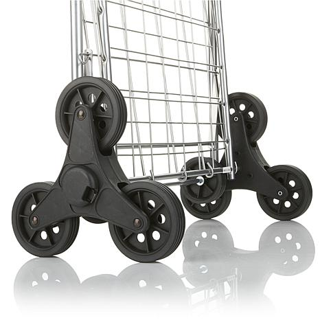 Captivating Folding Cart With Stair Climbing Wheel Technology   7732178 | HSN