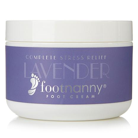 Footnanny Lavender Foot Cream