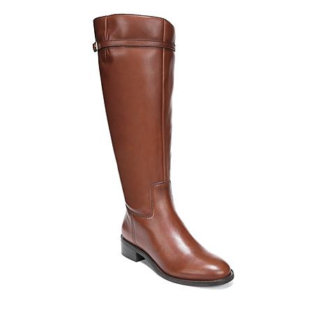 Franco Sarto Belaire Tall Leather Wide-Calf Boot