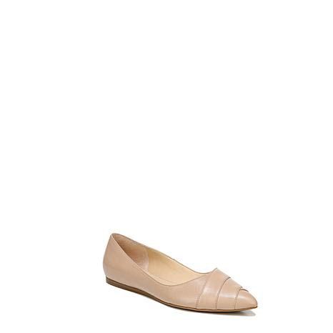 Franco Sarto Hilaria Leather Flat