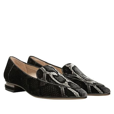 2779e217eee Franco Sarto Starland Pointed-Toe Print Slip-On Loafer - 8849464