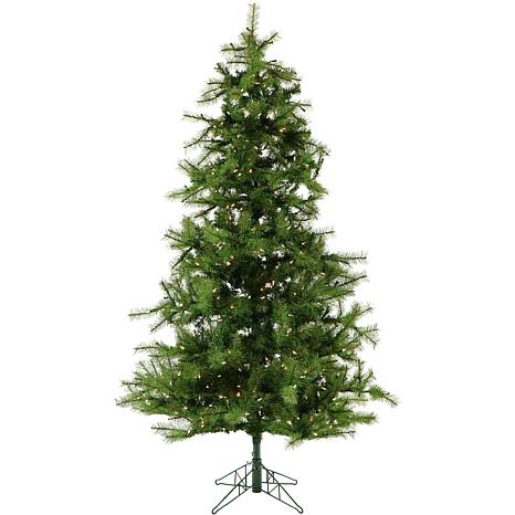 Fraser Hill Farms 6-1/2' Southern Peace Pine Tree - Smart Lights