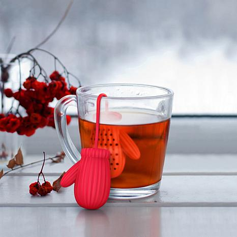 Fred and Friends Cozy Up Tea Infuser