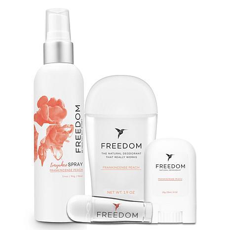 Freedom 4-piece Bundle Frankincense Peach