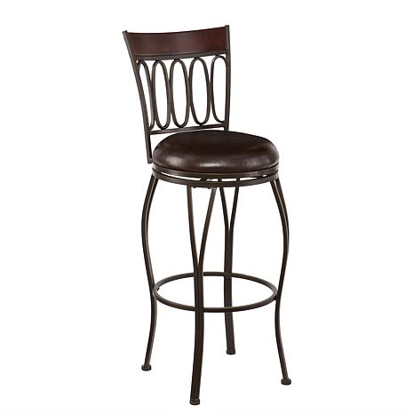 Frome Swivel Bar Stool