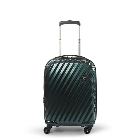 """FUL Marquise Series 21"""" Hard-sided Spinner Suitcase - Teal"""