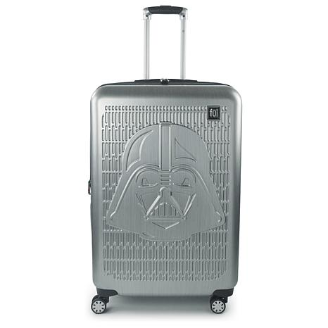FUL Star Wars Darth Vader Embossed 29-inch Spinner Suitcase
