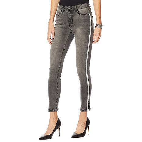 G by Giuliana G-Sculpt™ 101 Skinny Side Stripe Jean