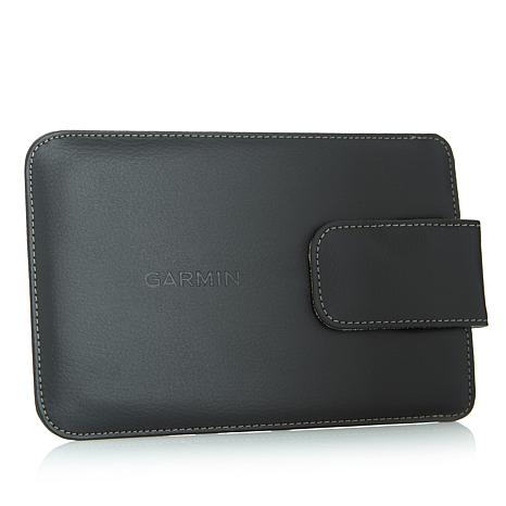 Garmin Navigator Leather GPS Case