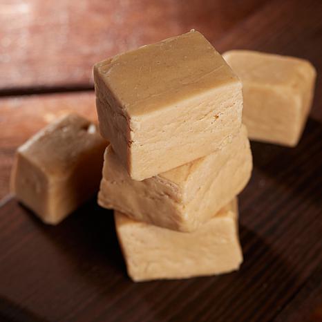 Giannios Peanut Butter Fudge 2-count 8 oz. Packages