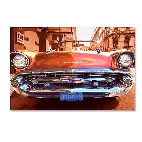 Giclee Print - 1957 Chevy