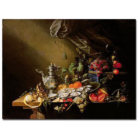 """Giclee Print - Banquet Still Life 47"""" x 35"""""""