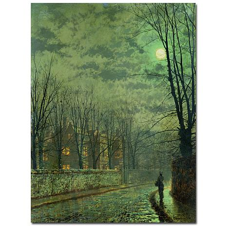 Giclee Print - Going Home by Moonlight