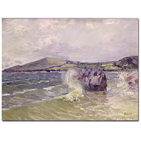 Giclee Print - Lady's Cove Wales 1897