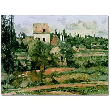 Giclee Print - Moulin de lad Couleuvre, Pontoise