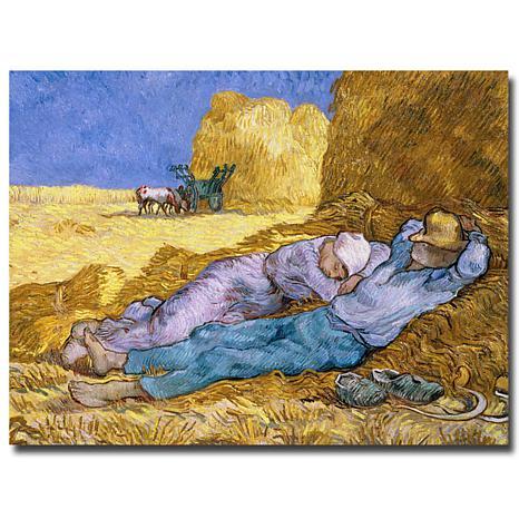 "Giclee Print - Siesta, After Millet, 1890 47"" x 35"""