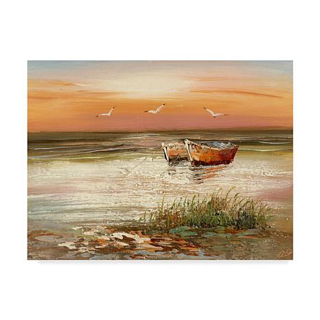 "Giclee Print - Sunset 47"" x 35"""