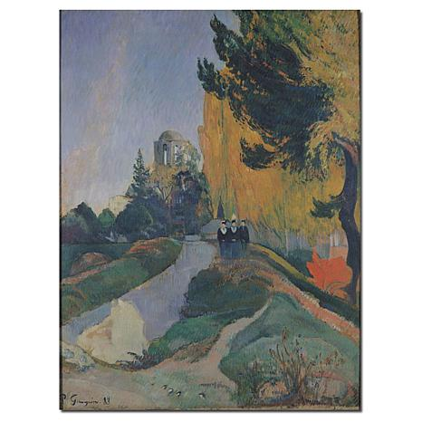 "Giclee Print - The Alyscamps, Arles, 1888 24"" x 32"""