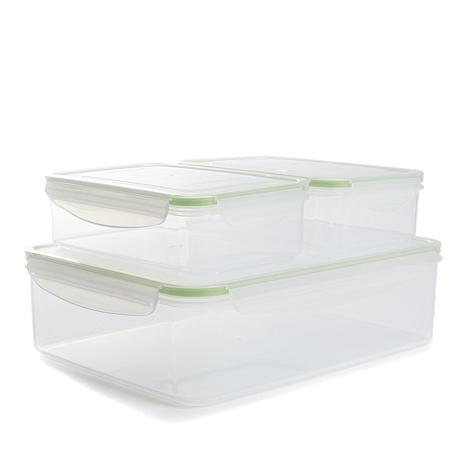 Go Fresh by Kinetic 6-Piece Food Storage Set