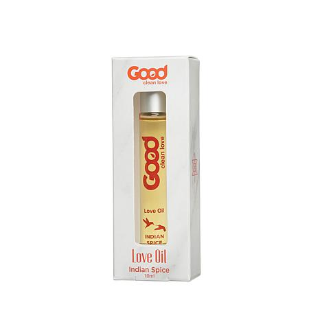 Good Clean Love Oil 10 ml - Indian Spice