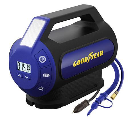 Goodyear Dual Flow Digital Inflator