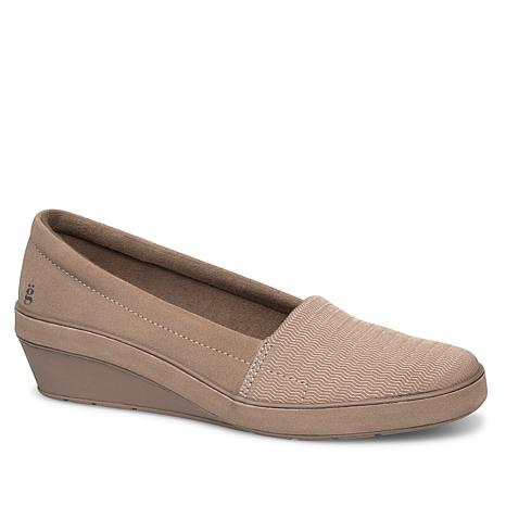 920164cf2 Grasshoppers by Keds Chase Suede and Fabric Wedge - 8815255