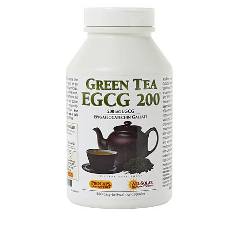 Green Tea EGCG-200 - 360 Capsules