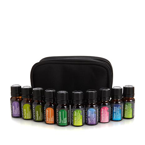 Greenair 10-pack Essential Oils Bag