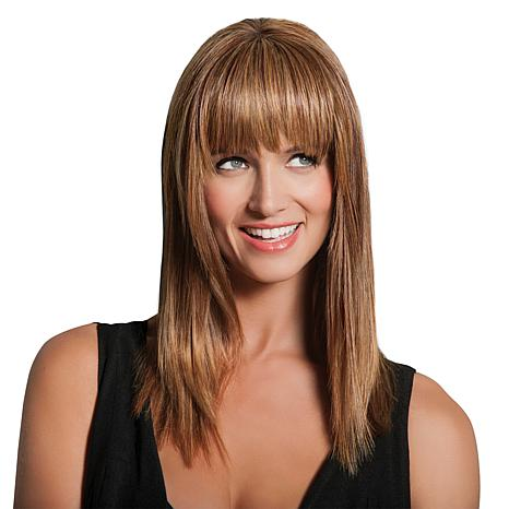 Hairdo Hairpieces Heat-Friendly Clip-In Fringe