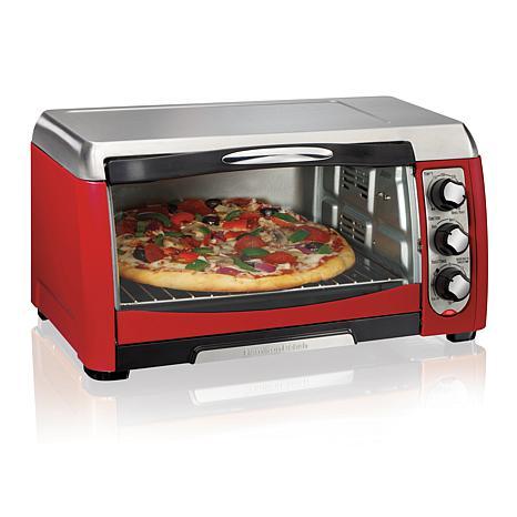 Hamilton Beach® ensemble™ 6 Slice Toaster Oven