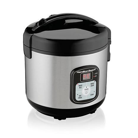 Hamilton Beach® Rice Cooker and Steamer
